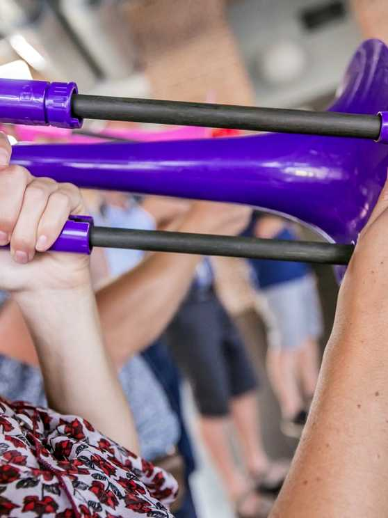 Foto 2: Trombone Workshop