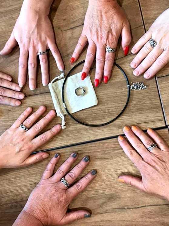 Foto 1: Workshop Zilver Sieraad Maken in Kaatsheuvel