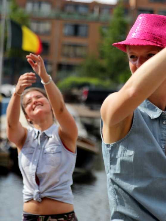 Foto 1: Leer de meest sensuele dansmoves tijdens deze Reaggeton dans workshop