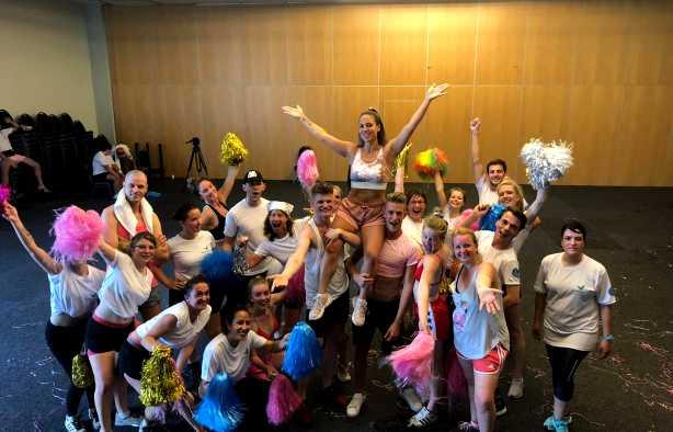 Foto 3: De leukste Cheerleading experience!