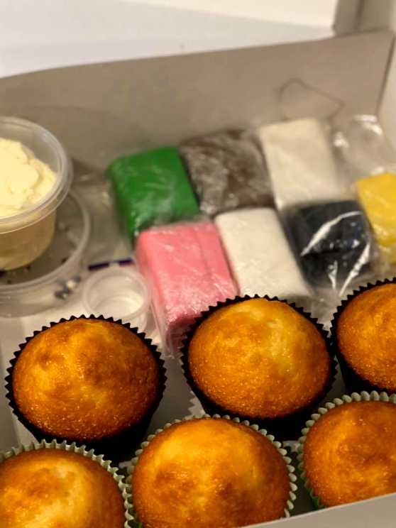 Foto 5: Workshop Cupcakes Versieren