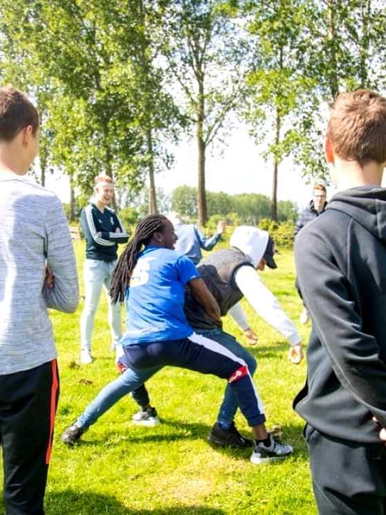Foto 2: De leukste Workshop Zelfverdediging
