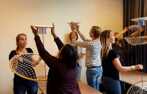 Foto 3: Workshop Multitasken