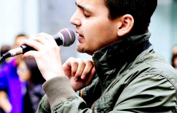 Foto 4: Leer alledaagse en beatbox geluiden na te doen!