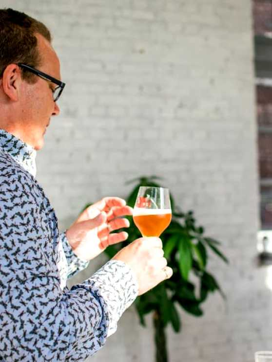 Foto 1: Workshop Bier Tasting
