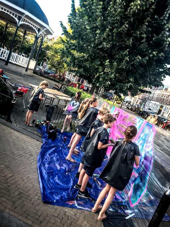 Foto 2: Graffiti Workshop