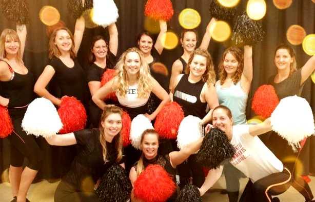 Foto 4: Cheerleading workshop