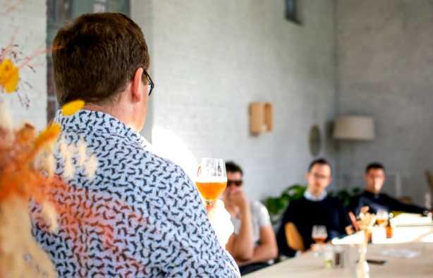 Foto 4: Workshop Bier Tasting