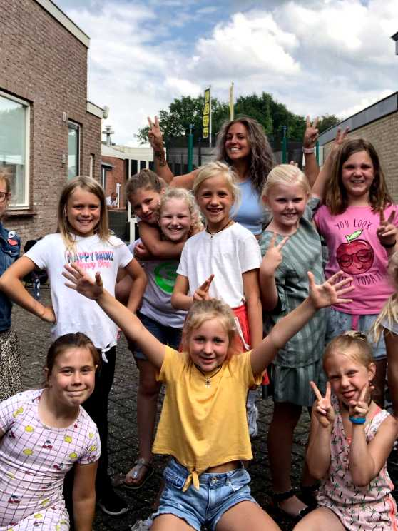 Foto 2: Workshop Kidsdance - Springen, zingen en vooral genieten van de leukste kinderliedjes