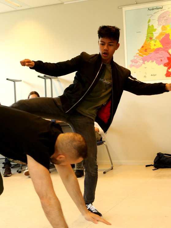 Foto 1: Capoeira Experience, maak kennis met deze vrolijke Braziliaanse dans sport