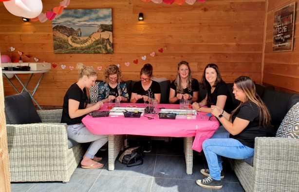 Foto 4: Workshop Wikkelarmband of Ketting Maken