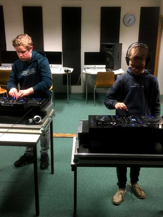 Foto 2: DJ Workshop