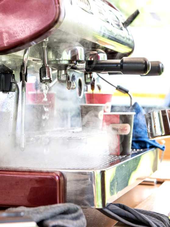 Foto 2: Barista Workshop van een koffieliefhebber!