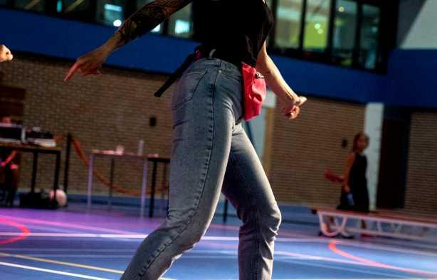 Foto 4: Hiphop Workshop in Leeuwarden Beleven? Boek nu!