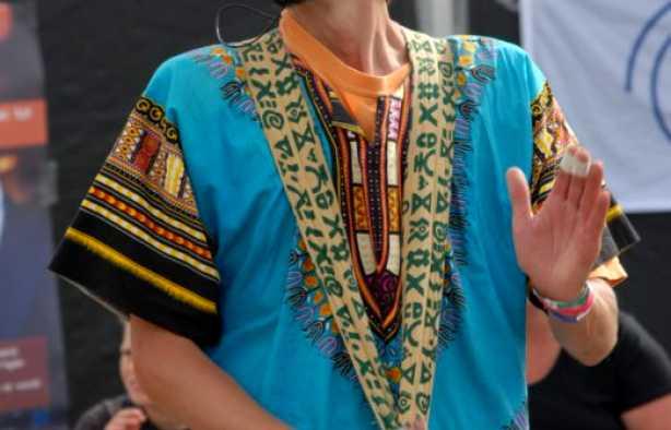 Foto 3: Workshop West-African Sing-Along