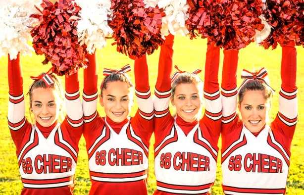 Foto 3: Cheerleading workshop