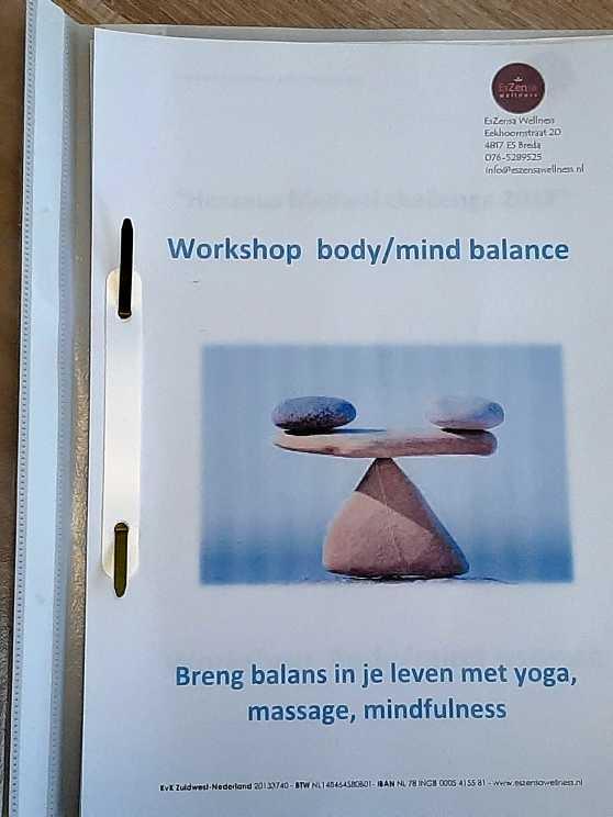 Foto 5: Body-Mind-Balance Workshop