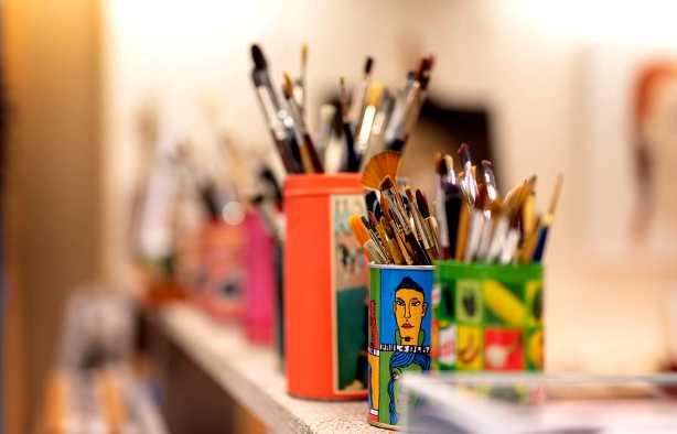 Foto 4: Schilder jouw favoriete artiest in PopArt stijl!