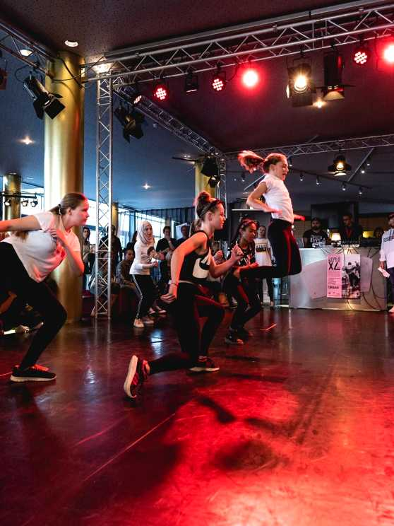 Foto 1: Hiphop Workshop in Leeuwarden Beleven? Boek nu!