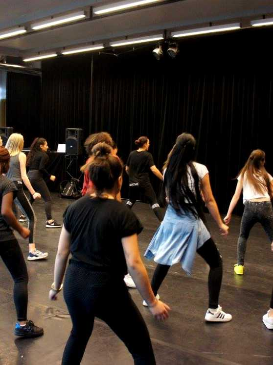 Foto 2: Hiphop Workshop in Leeuwarden Beleven? Boek nu!