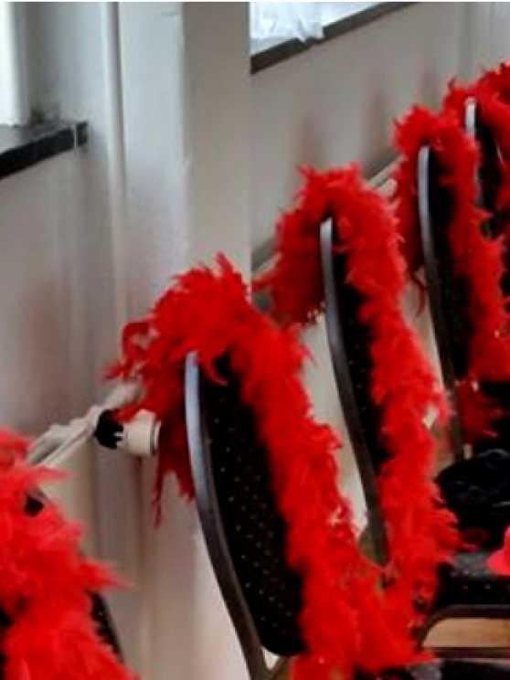 Foto 2: Burlesque workshop