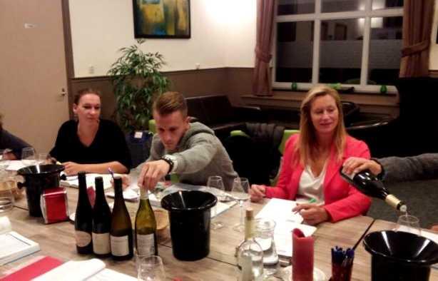 Foto 3: Wijnproeverij – Sprankelend & ongedwongen
