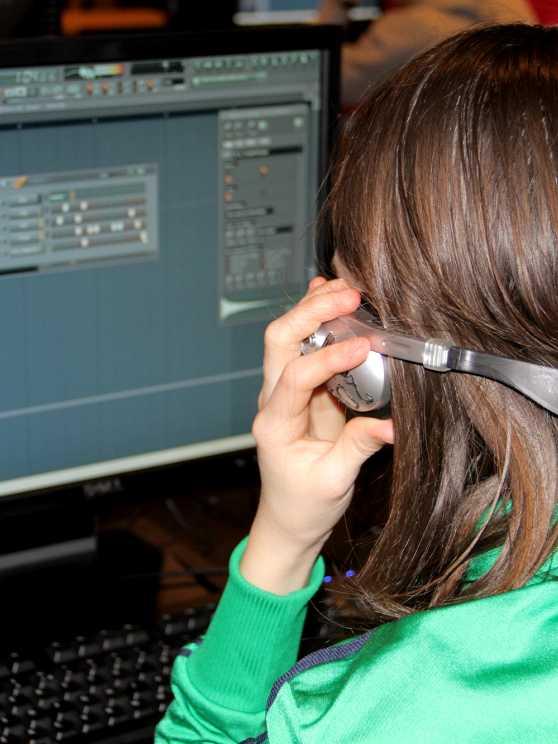 Foto 1: Ik leer je graag hoe je zelf de tofste beats kunt produceren!