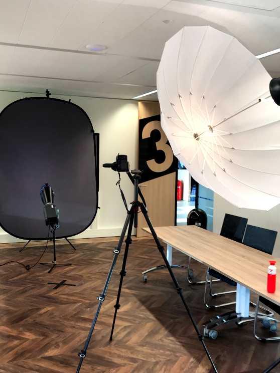 Foto 2: Workshop Portretfotografie op jouw locatie