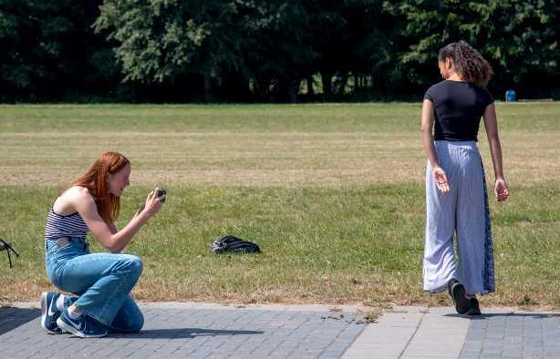 Foto 3: Bekijk de omgeving door de ogen van een fotograaf