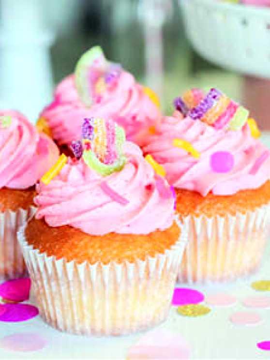 Foto 2: Workshop Cupcakes Versieren