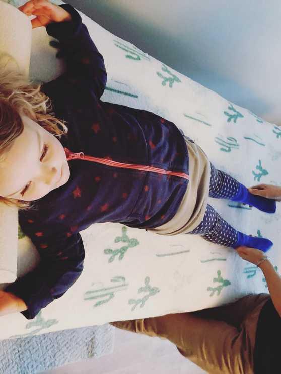 Foto 1: Kindermassage Workshop voor Ouders (2 uur)