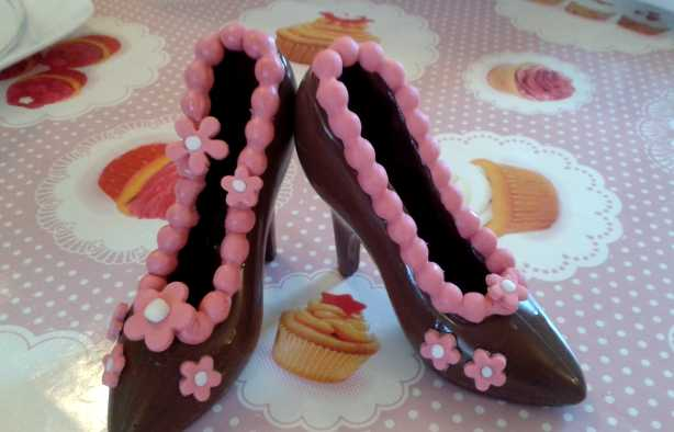Foto 4: Chocolate Shoe & Bonbon Workshop