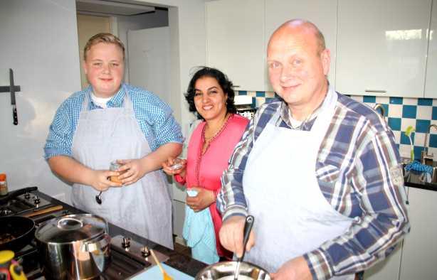 Foto 4: Marokkaanse kookworkshop in  de omgeving van Eindhoven!