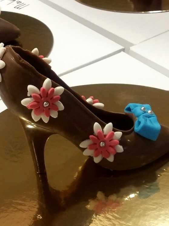 Foto 5: Chocolate Shoe & Bonbon Workshop