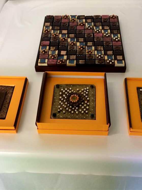 Foto 5: Chocolade workshop 'Van Cacaoboon tot heerlijke Belgische chocolade'
