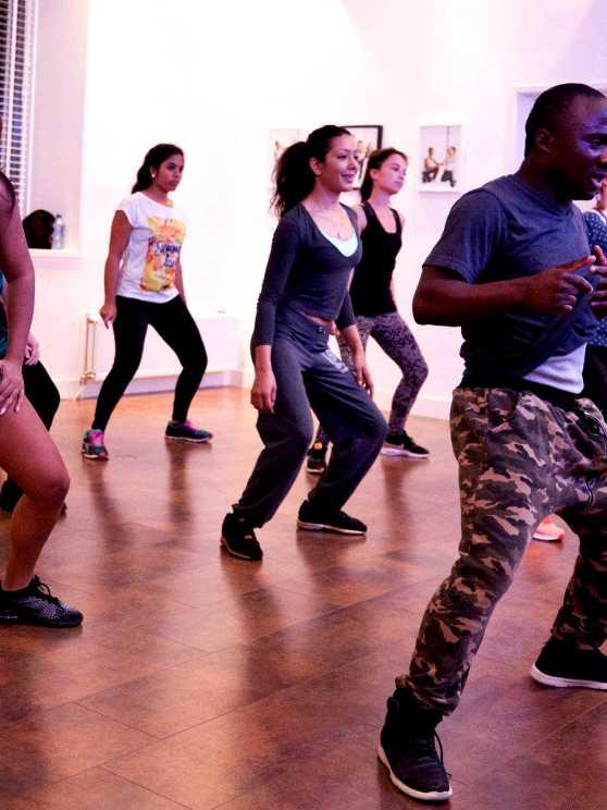 Foto 1: Dans op deze muziekstroming uit Puerto Rico