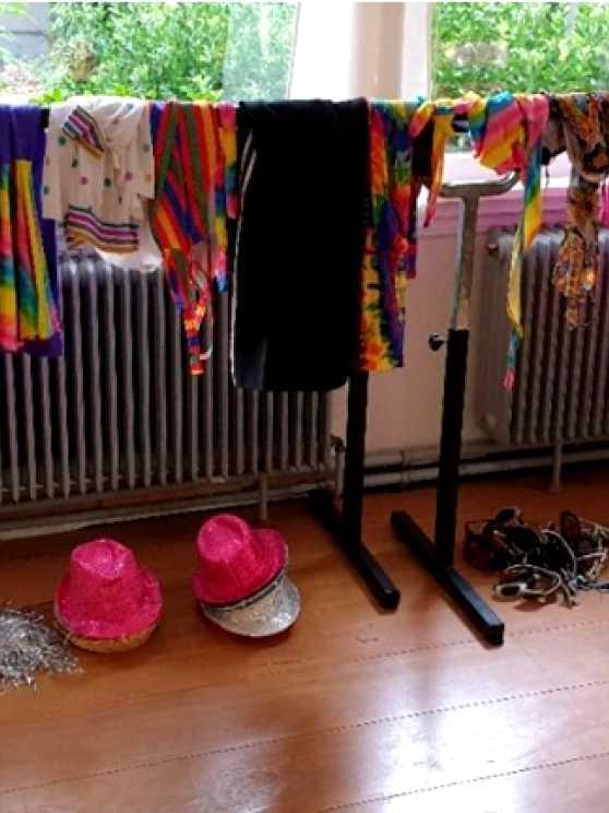 Foto 2: Disco workshop
