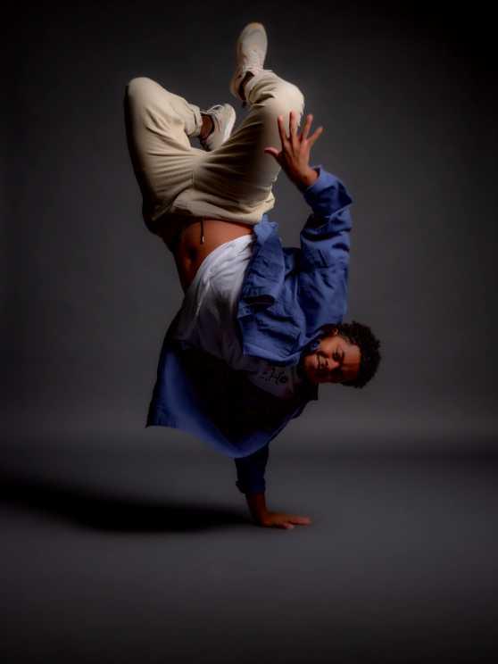 Foto 5: Dansen is mijn passie en deze deel ik graag met iedereen!