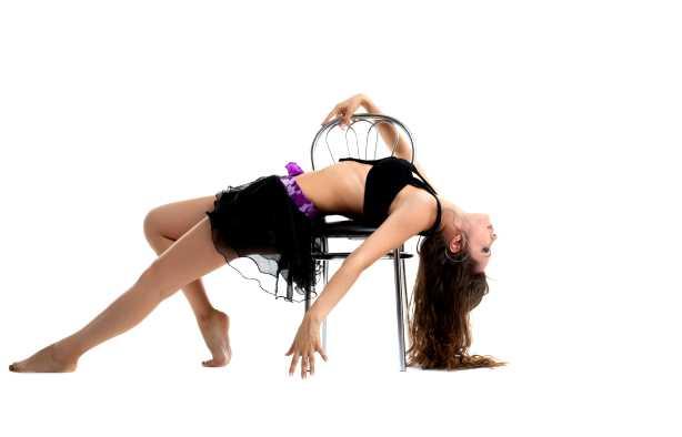 Foto 4: Chairdance workshop