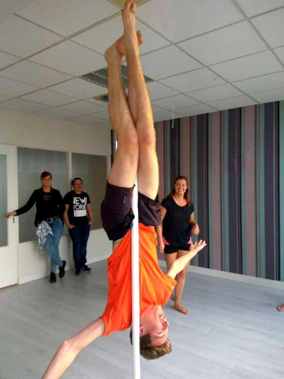 Foto 2: Workshop Polefitness