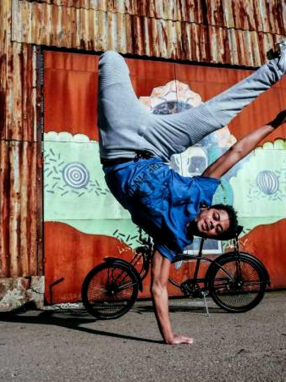 Foto 1: Een breakdance ervaring om niet snel te vergeten!