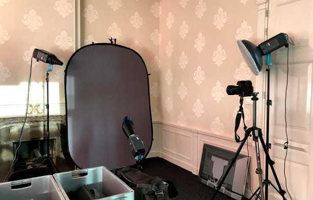 Foto 3: Workshop Portretfotografie op jouw locatie