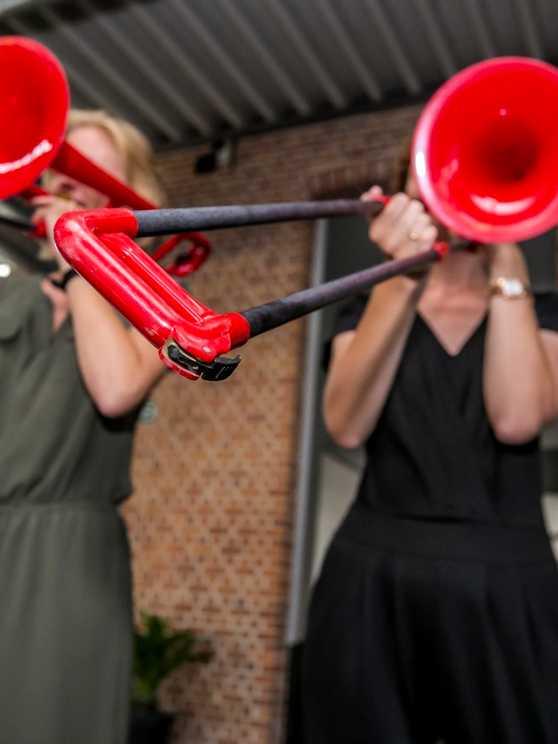 Foto 5: Trombone Workshop