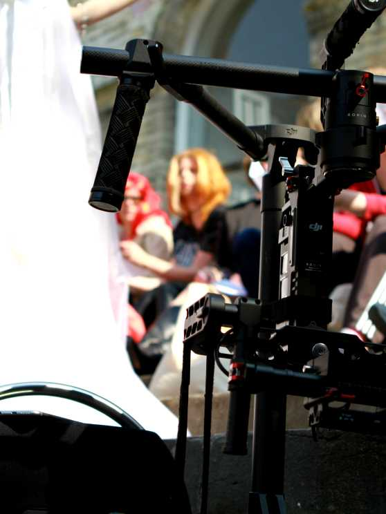 Foto 5: Een video in één lang shot? Een lipdub!