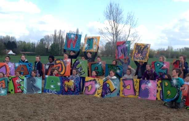 Foto 3: Kinderfeestje Graffiti - Gewoon aan huis bij jullie op locatie