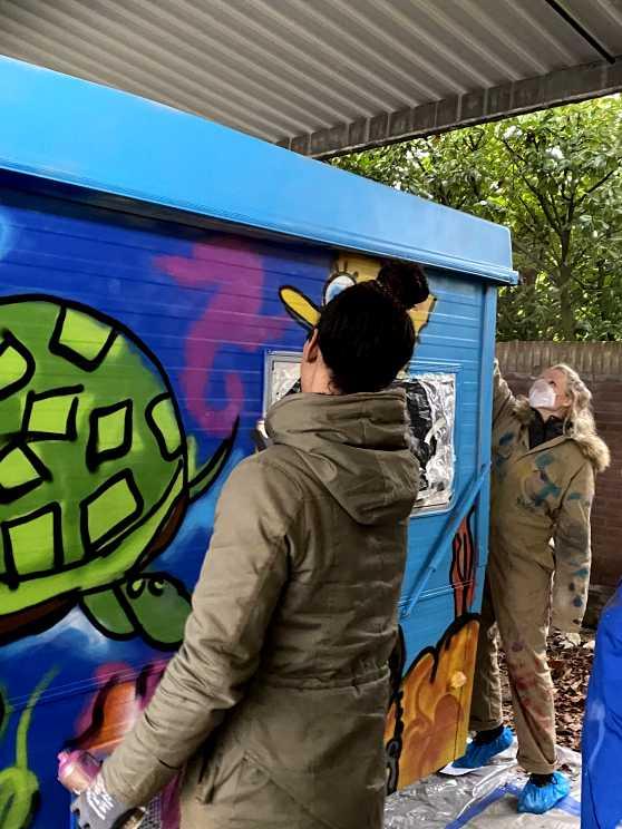 Foto 1: Let's pimp something with Graffiti!