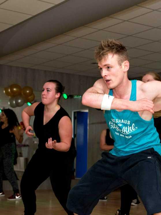 Foto 1: Ervaar een totale workout met mijn Zumba Experience