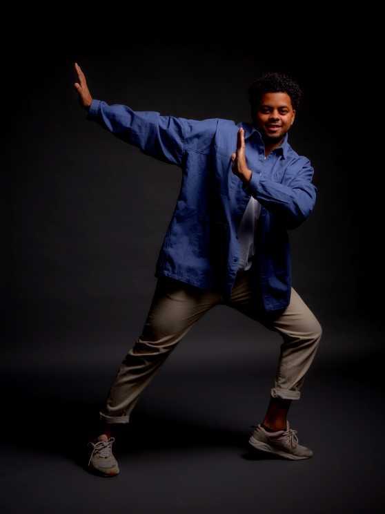 Foto 2: Dansen is mijn passie en deze deel ik graag met iedereen!
