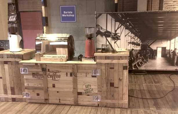 Foto 3: Barista Workshop van een koffieliefhebber!