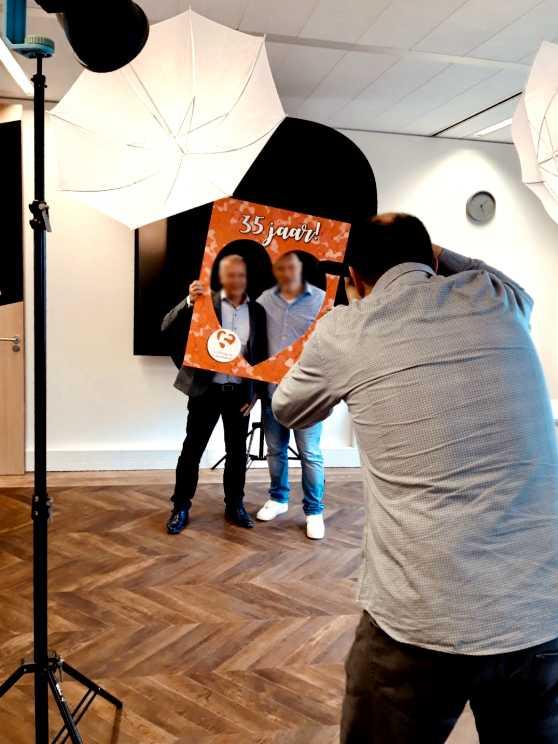 Foto 1: Workshop Portretfotografie op jouw locatie